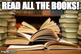 books meme