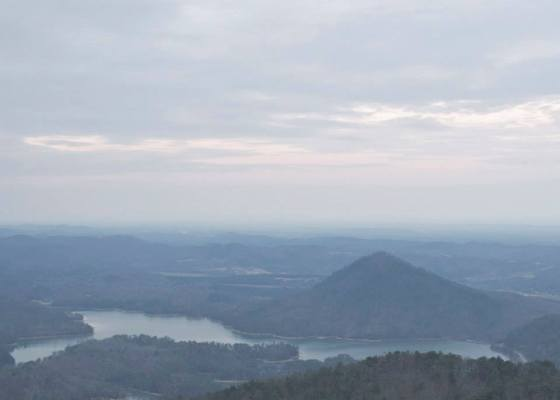 chilhowee morning